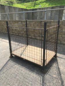 ex Prison Cage