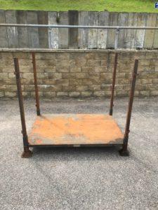 ex Prison  post pallet